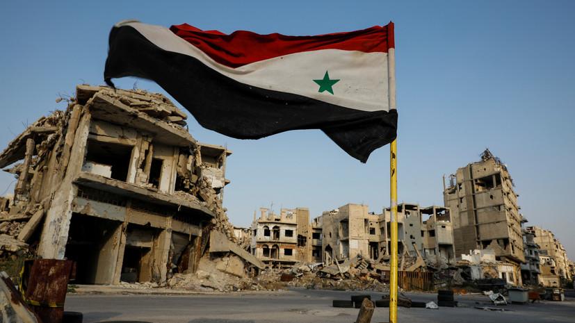 МИД Ливана: членство Сирии в ЛАГ входит в интересы арабских стран