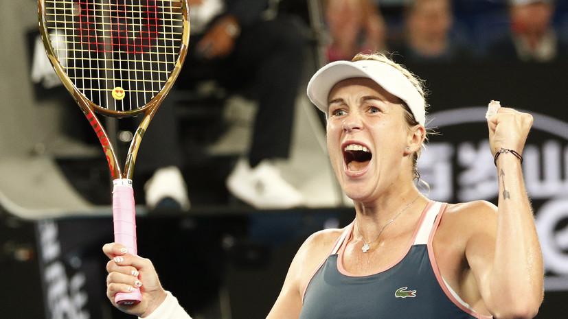 Чесноков заявил, что удивлён успехами Павлюченковой на Australian Open