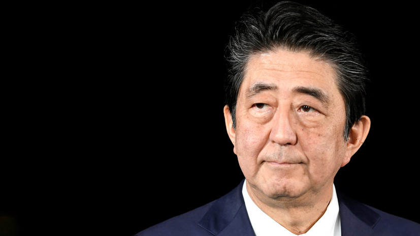 Абэ может вновь посетить Россию весной