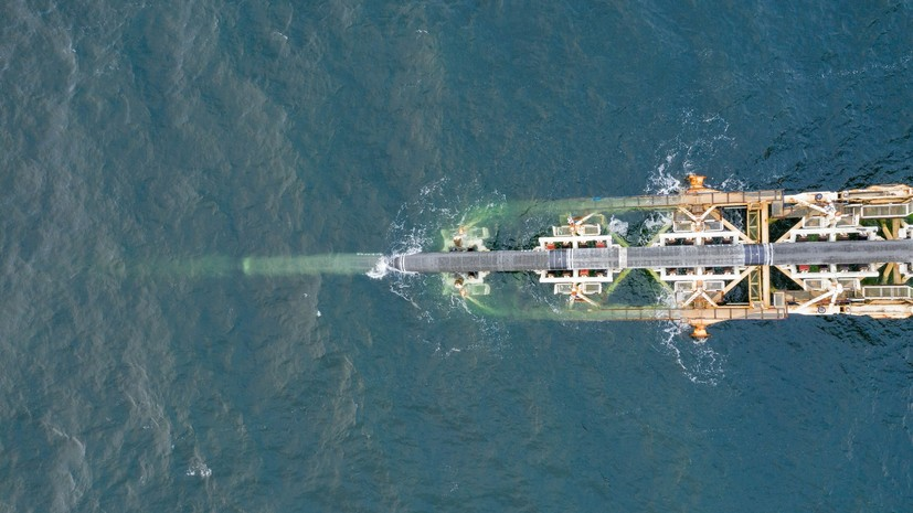 Нет правовой основы: власти ФРГ призвали не вмешиваться в строительство «Северного потока — 2»