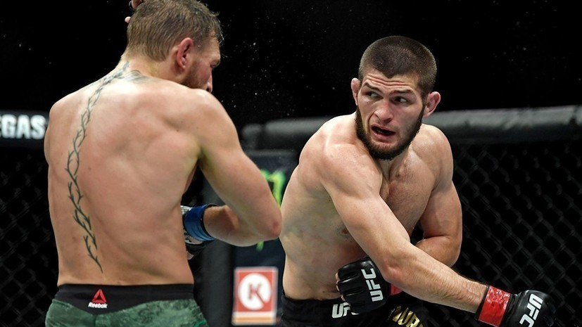 Глава UFC заявил, что Макгрегор согласен провести бой с Нурмагомедовым в России