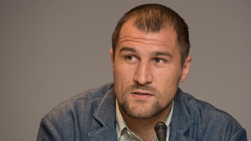 Боксёр Ковалёв прокомментировал обвинения в нападении на женщину