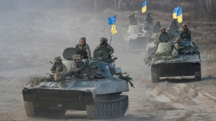 В ДНР заявили о 82случаях обстрела со стороны ВСУ за неделю