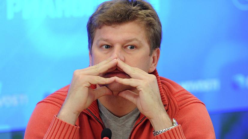 Губерниев прокомментировал заявление Павловой о запрещённых препаратах