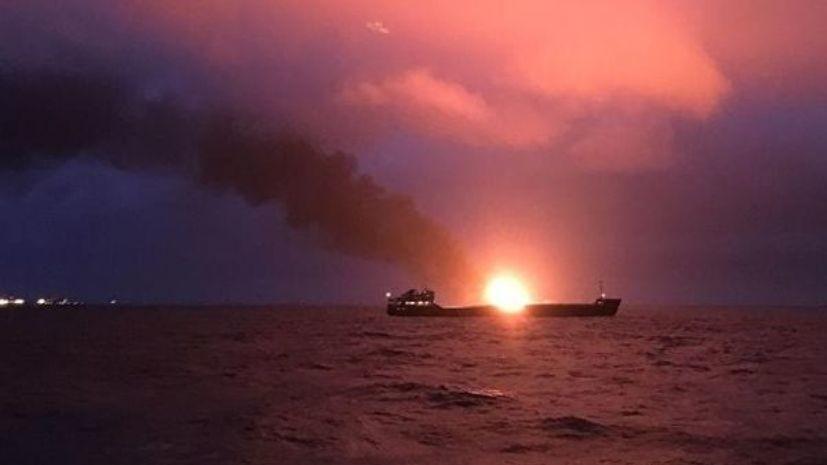 Число погибших при ЧП в Керченском проливе возросло до 11