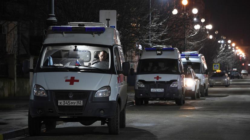 При пожаре на судах в Чёрном море были спасены восемь граждан Турции