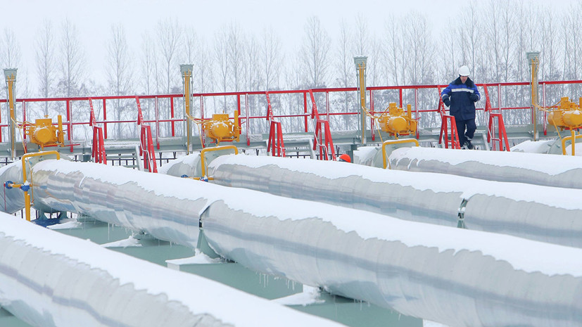 ФРГ намерена договориться о транзите через Украину до запуска СП-2