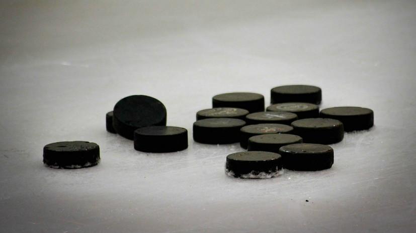 Хоккейный турнир «Кубок Юрия Ляпкина» пройдёт в Подмосковье в конце января