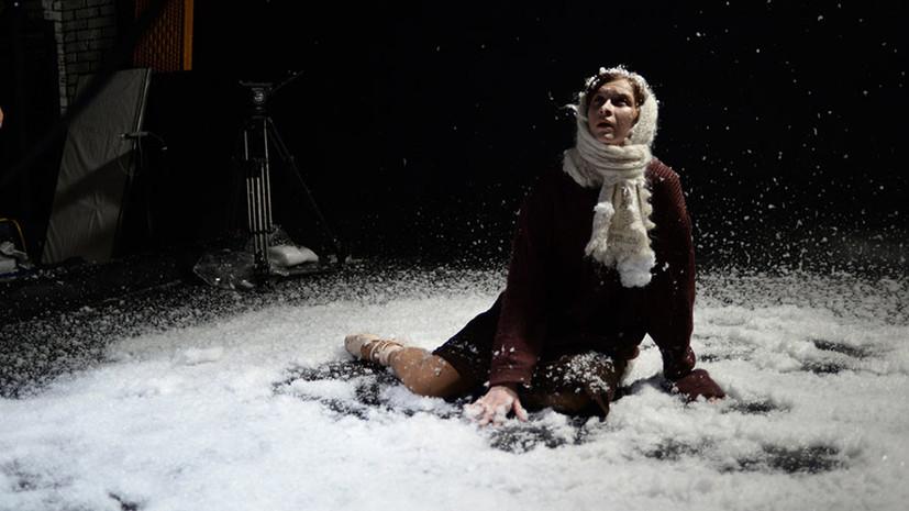 Танцующая в темноте: как снимают фильм о балете в блокадном Ленинграде
