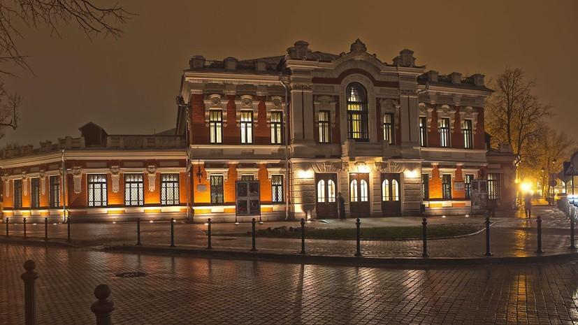 Пушкинский театральный фестиваль пройдёт в Псковской области в феврале