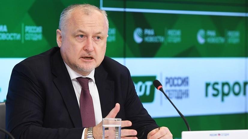 Ганус рассказал о возможных положительных пробах в базе данных московской антидопинговой лаборатории