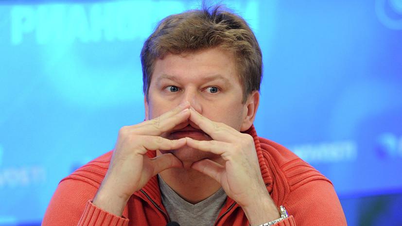 Губерниев о РУСАДА: я не сомневался, что всё будет хорошо