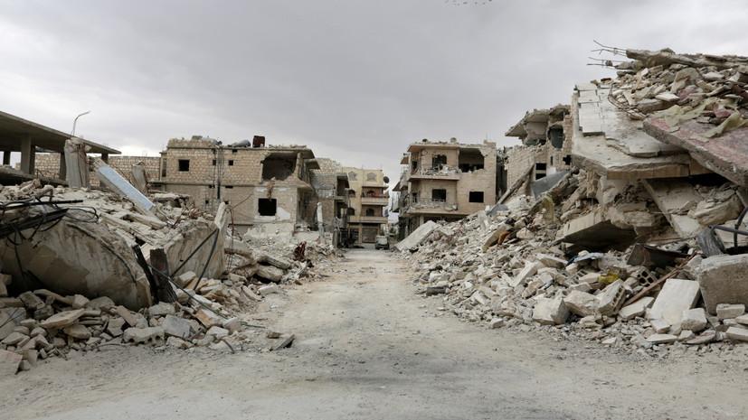 «Бандгруппы численностью 150—200 боевиков»: правительственные войска Сирии отразили атаку террористов в Идлибе