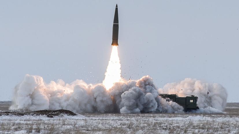 В Минобороны рассказали об испытаниях ракет на полигоне Капустин Яр