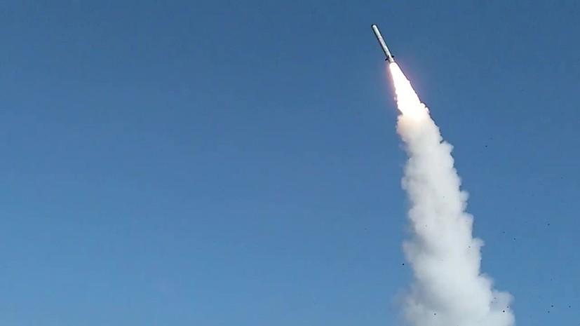 Минобороны показало иностранным атташе ракету 9М729