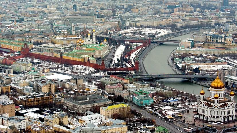 В Москве разработали виртуальные туры по историческим зданиям