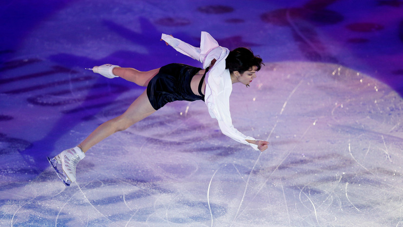 Медведева призналась, что чемпионат России по фигурному катанию стал для неё переломным
