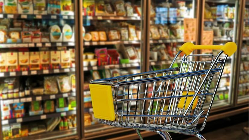 Названы самые популярные продукты в России этой зимой
