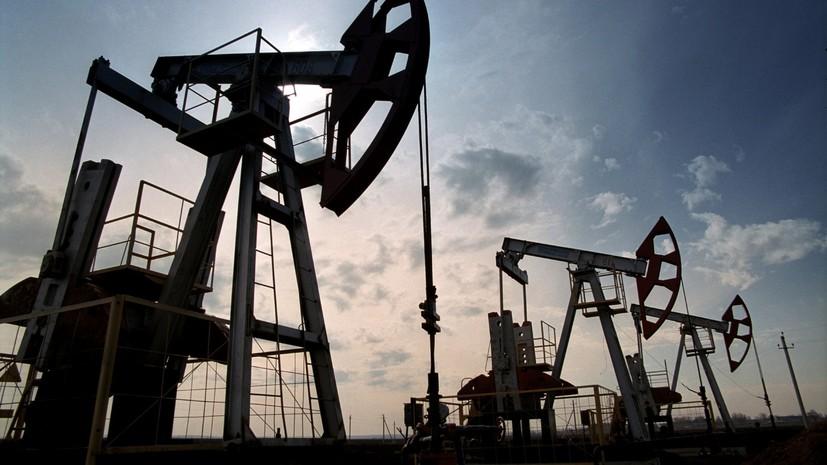 Росстат заявил о росте нефтедобычи в стране на 1,7% в 2018 году