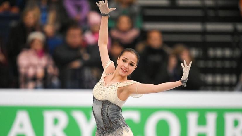 Загитова призналась, что ей было сложно вновь приступить к тренировкам после чемпионата России