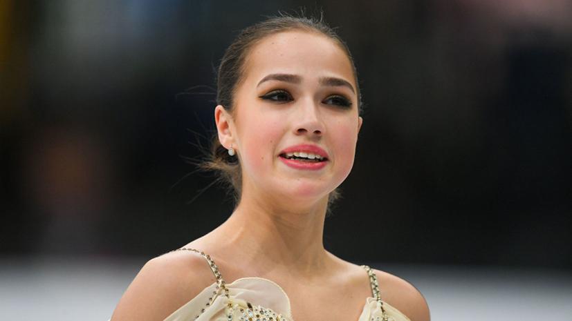 Загитова рассказала, кто ей помогает обрести уверенность в себе