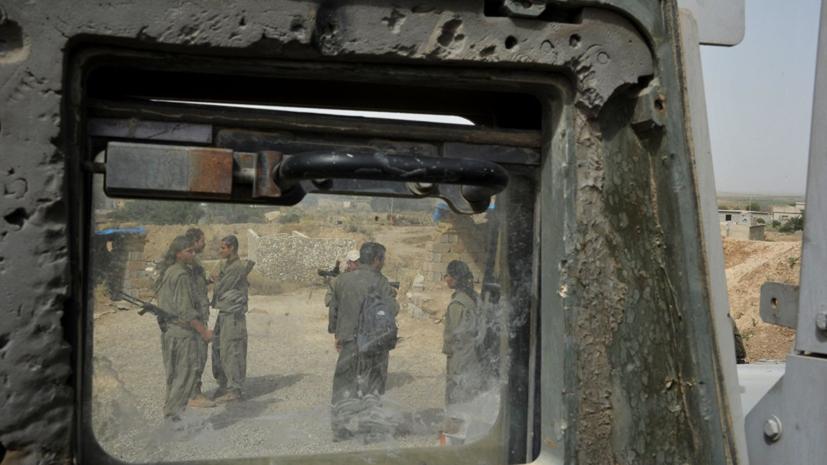ВВС Турции нейтрализовали 21 члена РПК в Ираке