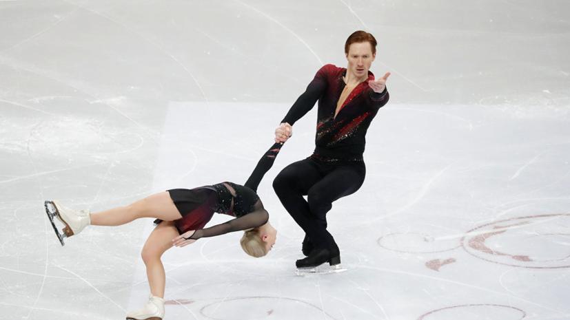 Тарасова рассказала, почему они с Морозовым вернулись к своей олимпийской программе на ЧЕ