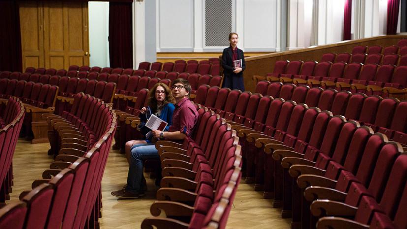 В Москве создадут оргкомитет по проведению Года театра