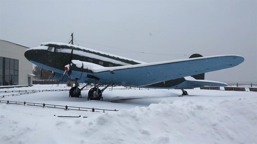 В музее «Дорога жизни» в Ленинградской области расскажут о лётчиках Советского Союза