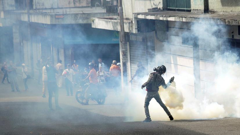 В Совфеде прокомментировали события в Венесуэле