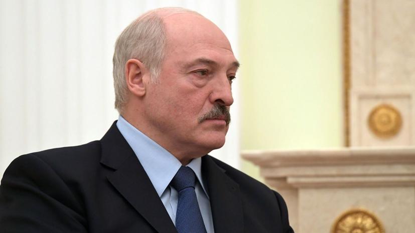 Лукашенко выступил против фейковых новостей