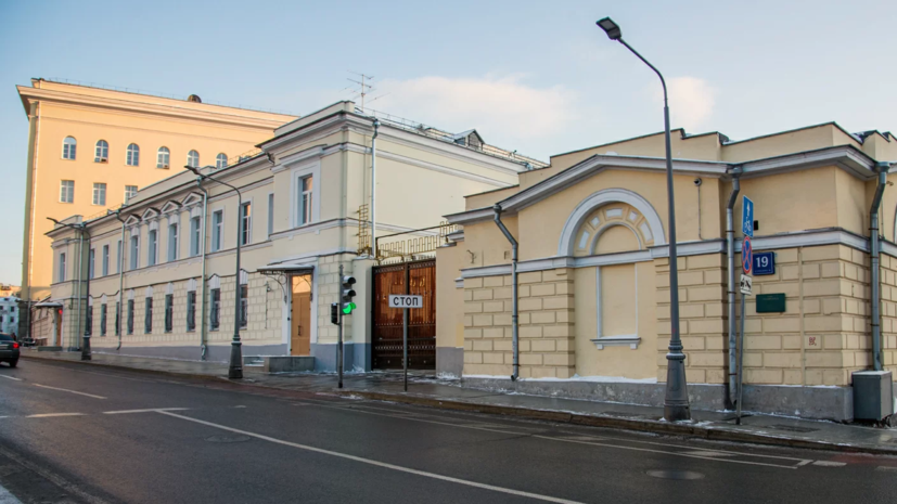 Корпусам бывшего военного училища в Москве присвоили охранный статус