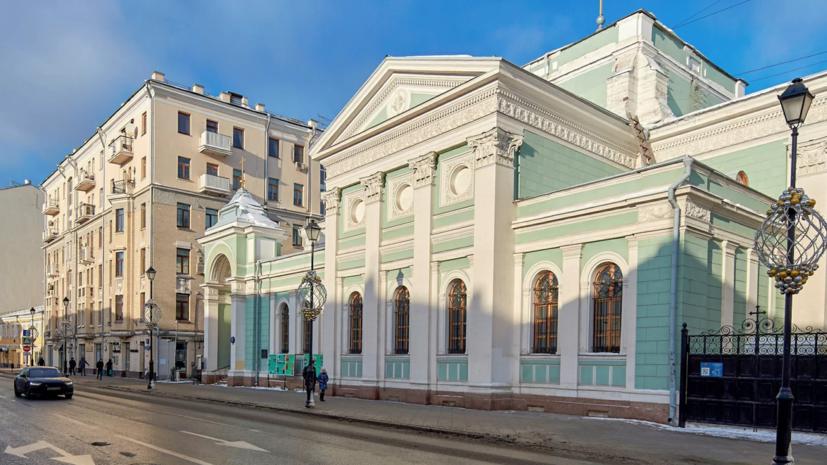 Храму Троицы у Покровских ворот в Москве вернут исторический облик
