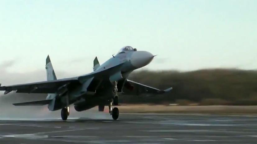ВС Швеции заявили о нарушении Россией воздушного пространства страны