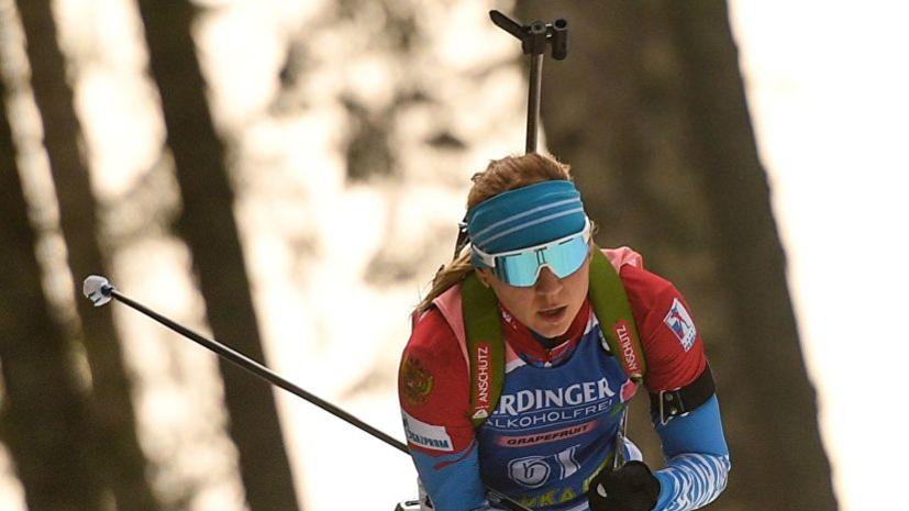 Биатлонистка Павлова назвала причины пропуска спринта на этапе КМ в Антхольце