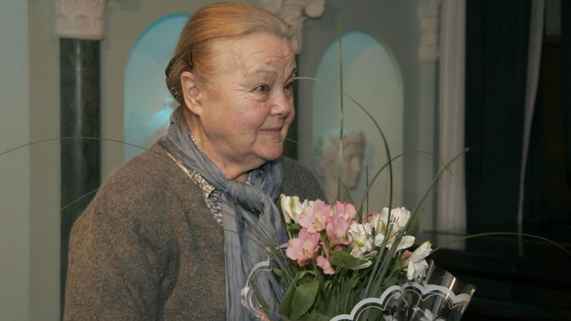 Умерла музыковед Светлана Виноградова