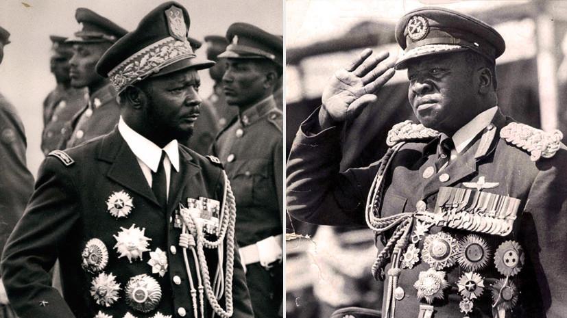 Иди Амин или Бокасса: тест «Дилетанта» об африканских правителях