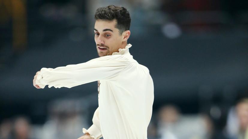 Испанский фигурист Фернандес закончит карьеру после чемпионата Европы