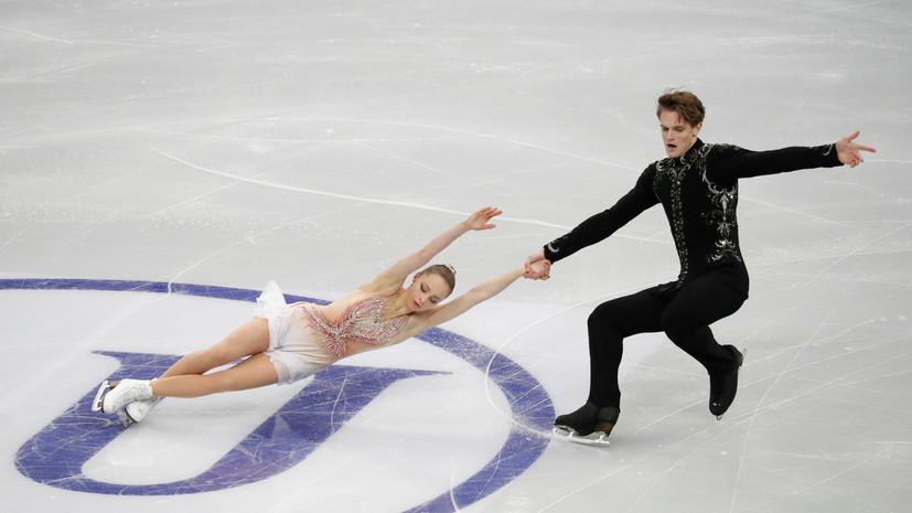 Козловский назвал чудом завоевание медали ЧЕ по фигурному катанию