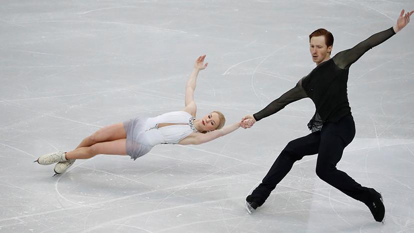 Поражение из-за прыжков и бронза с минимальным отрывом: как российские пары выиграли медали на ЧЕ по фигурному катанию