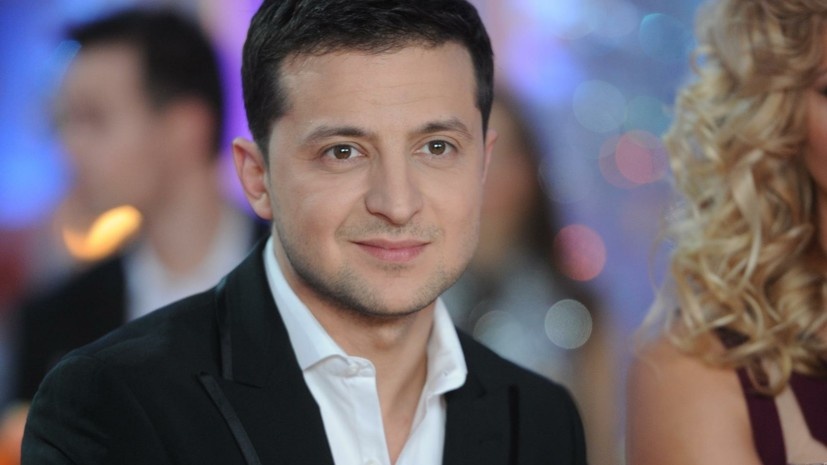 Зеленский подал документы в ЦИК для участия в выборах президента Украины