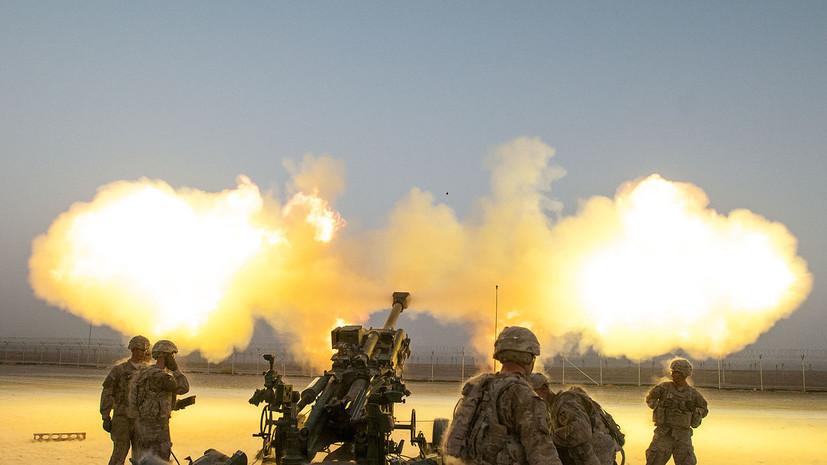 «Мышление Голливуда»: как США планируют использовать сверхдальнобойную пушку