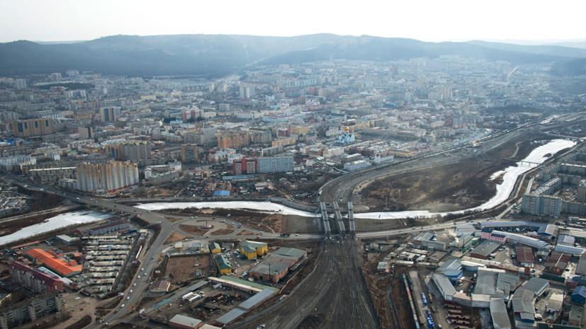 Названы регионы России с самым грязным воздухом