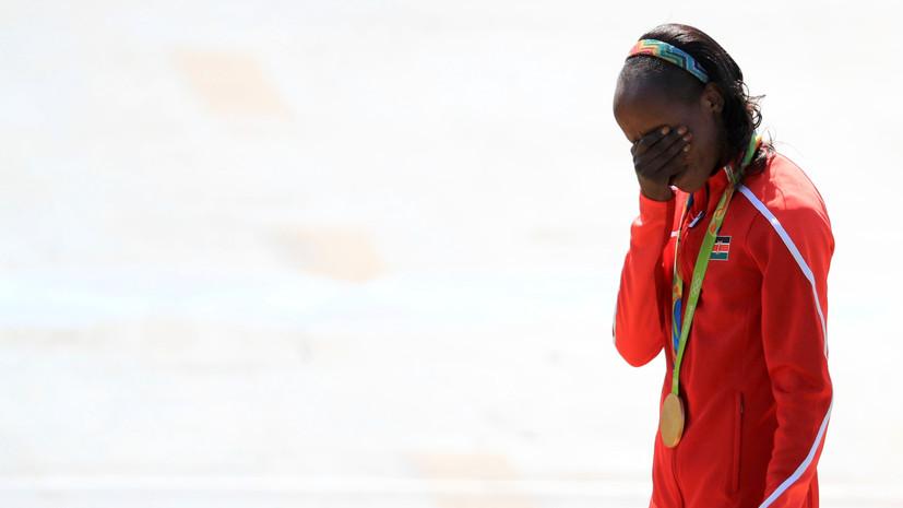 Олимпийская чемпионка Сумсон дисквалифицирована на восемь лет за допинг