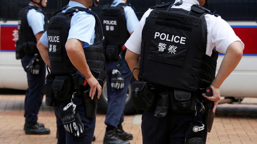 По факту двух взрывов на северо-востоке Китая возбуждено дело