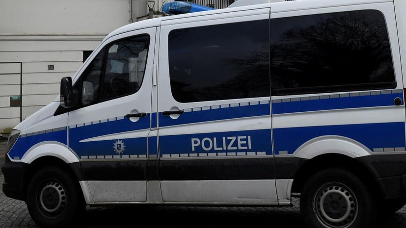 В Германии 500 человек эвакуированы из поезда после сообщений о бомбе