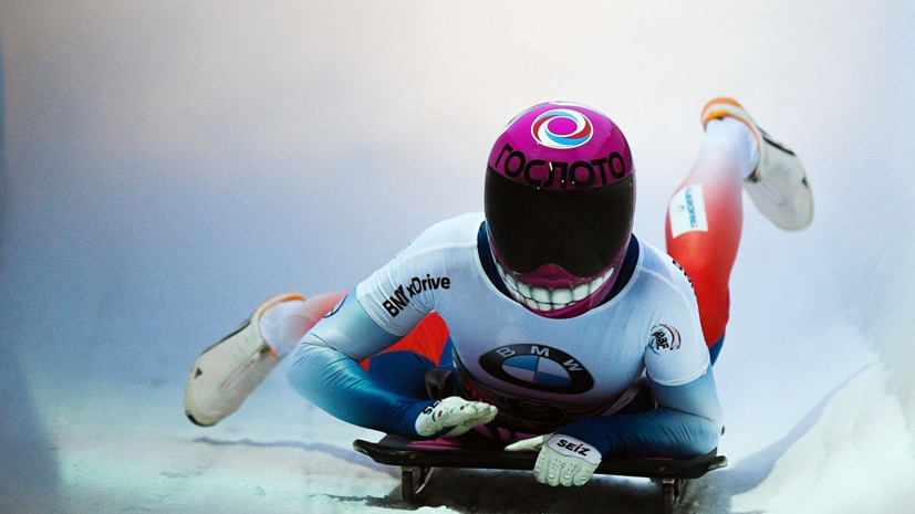Скелетонистка Никитина завоевала серебро на этапе КМ в Швейцарии