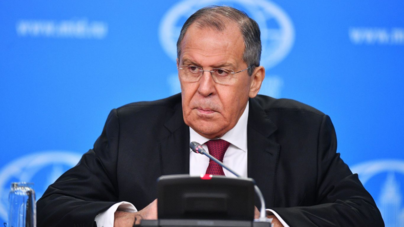 Лавров заявил о разрушительной политике США в отношении Венесуэлы