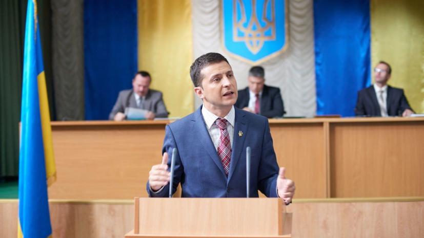 Экс-участник команды КВН прокомментировал подачу Зеленским документов в ЦИК