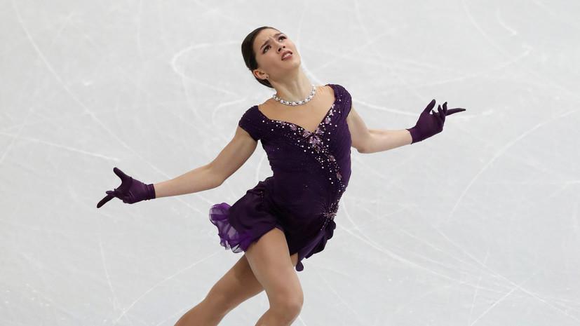 Константинова не уверена в участии в ЧМ из-за ошибки в короткой программе